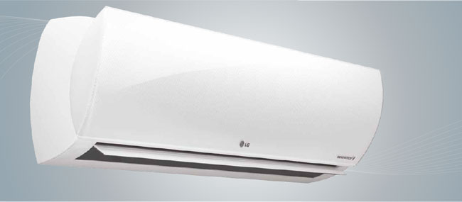 LG Nordic Prestige 9 plus varmepumpe